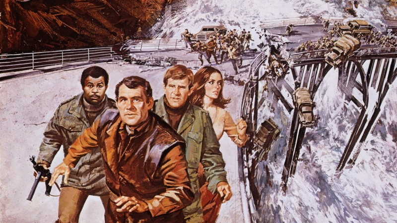 Force 10 From Navarone: Star-Studded and Surprisingly Good Belated Sequel to WWII Classic